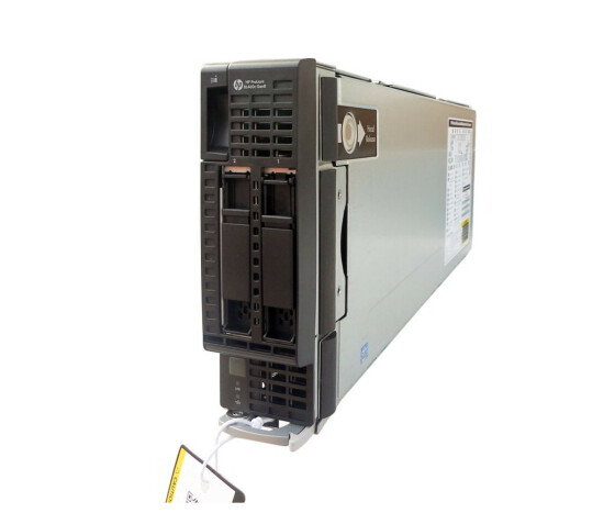 HP ProLiant BL460c G8 Server - 1x Intel Xeon E5-2630L / 2.00 GHz - RAM 16GB - 641016-B21