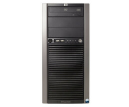 HP ProLiant ML310 G5 - Tower - Xeon Quad-Core 2.40 GHz -...