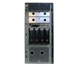 HP ProLiant ML310 G5 - Tower - Xeon Quad-Core 2.40 GHz - RAM 8 GB - 4 x 300 GB - DVD - Gigabit Ethernet