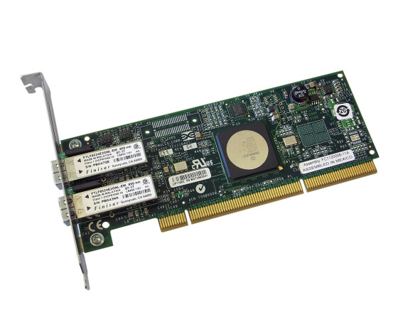 Sun SG-XPCI2FC-EM4-Z - 4 Gb/s PCI Express Dual Fibre Channel Host Adapter - 375-3399