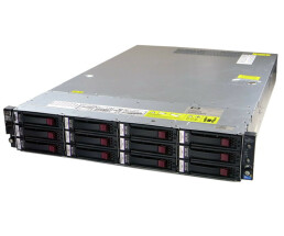 HP StorageWorks P4500 G2 SAS Virtualization SAN Solution...