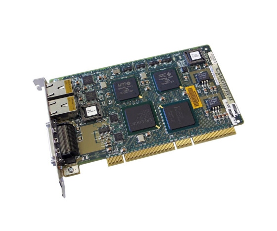 Sun X2222A - Dual FastEthernet + Dual SCSI PCI Adapter - 501-5727