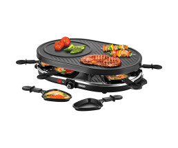 UNOLD RACLETTE 48795 Gourmet - Raclettegrill/Grill