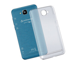 Ordissimo rear cover for mobile phone