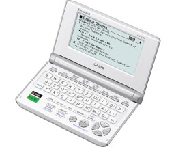 Casio Ex-Word EW-G200 - Electronic Dictionary