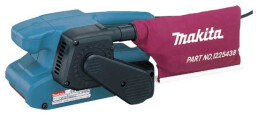 Makita 9910 - Belt sander - AC - 650 W - 130 mm - 262 mm...