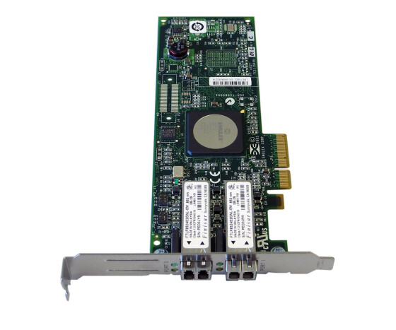 Sun SG-XPCIE2FC-EM4 - 4 Gb PCI Express Dual Port FC Host Adapter - 375-3397