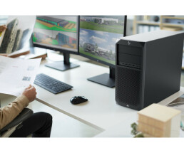 HP Workstation Z2 G4 - MT - 1 x Core i7 9700 / 3 GHz