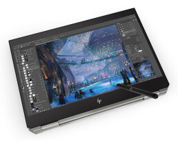 HP ZBook Studio x360 G5 Mobile Workstation - Flip-Design...