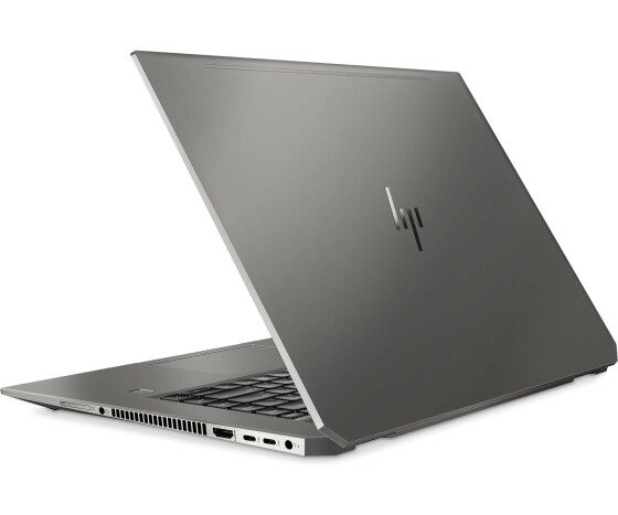 HP ZBook Studio G5 Mobile Workstation - Core i7 9750H / 2.6 GHz - Win 10 Pro 64-Bit - 16 GB RAM - 512 GB SSD NVMe, TLC - 39.6 cm (15.6)