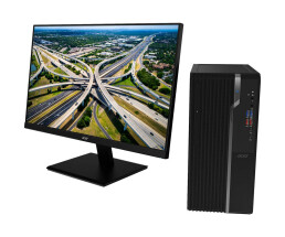 Acer Veriton S6 VS6660G - Tower - 1 x Core i5 9500 / 3 GHz