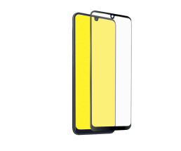SBS Glas Displayschutz Full Cover Samsung Galaxy A40 schwarz