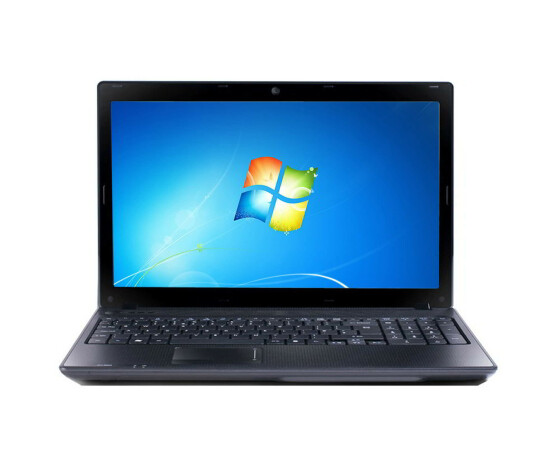 Acer Aspire 5750G Notebook - Intel Core i3-2370M / 2.40 GHz - 4 GB RAM - 160 GB HDD - 15.6 TFT -  W7