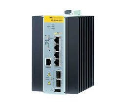 Allied Telesis AT IE200-6FP - Switch - managed - 4 x...