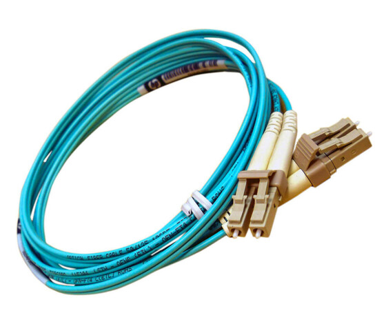 HP AJ836-63002 - Multi-Mode OM3 LC/LC Fiber Channel FC Kabel - Glasfaser-Kabel - 5,00 m