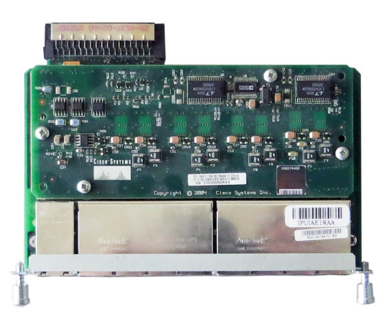 Cisco HWIC-D-9ESW - 9-port Cisco EtherSwitch 10BASE-T/100BASE-TX autosensing HWIC Modul