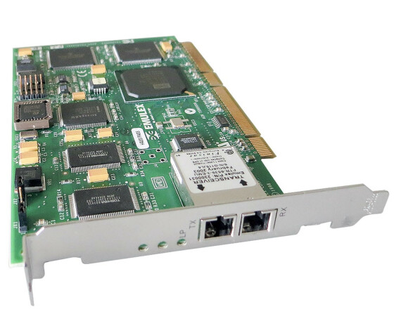 HP DS-KGPSA-CX - Emulex 64 bit Fibre Channel Host Bus Adapter