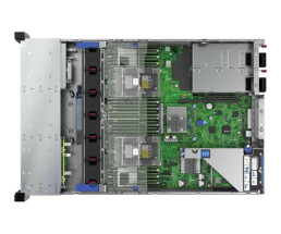 HP Enterprise DL380 Gen10 4110 1P 16G 8SFF WW 16 GB - Server