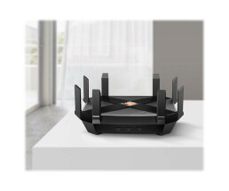 TP-LINK Archer AX6000 - Wireless Router - 8-Port-Switch