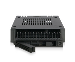 Icy Dock ExpressCage MB741SP-B - Mobiles Speicher-Rack