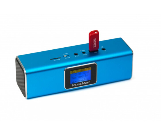 Technaxx MusicMan DAB Bluetooth Soundstation BT-X29