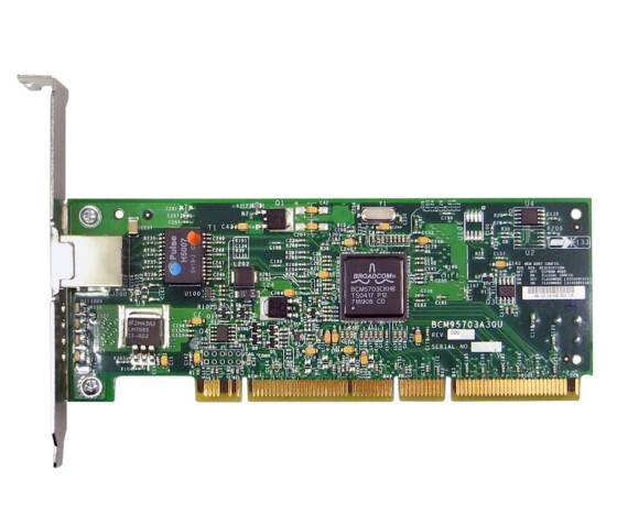 IBM 31P6319 - Broadcom Gigabit PCI-X Server Adapter