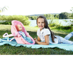 Zapf Baby Annabell 703120 - doll chair - 3 year (s) -...
