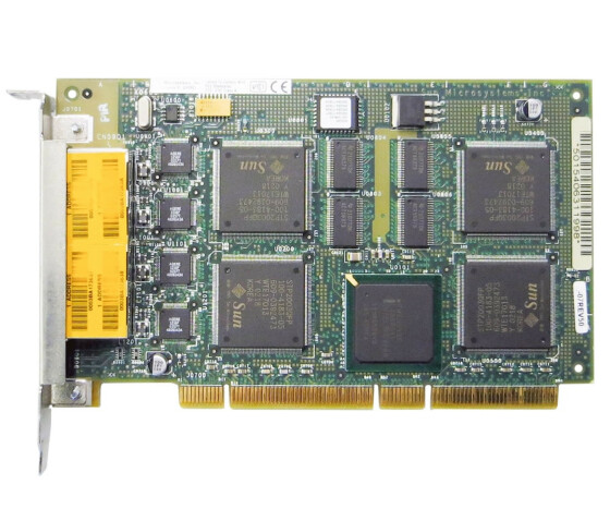 Sun X1034A - PCI Quad Fast Ethernet Adapter - 501-5406