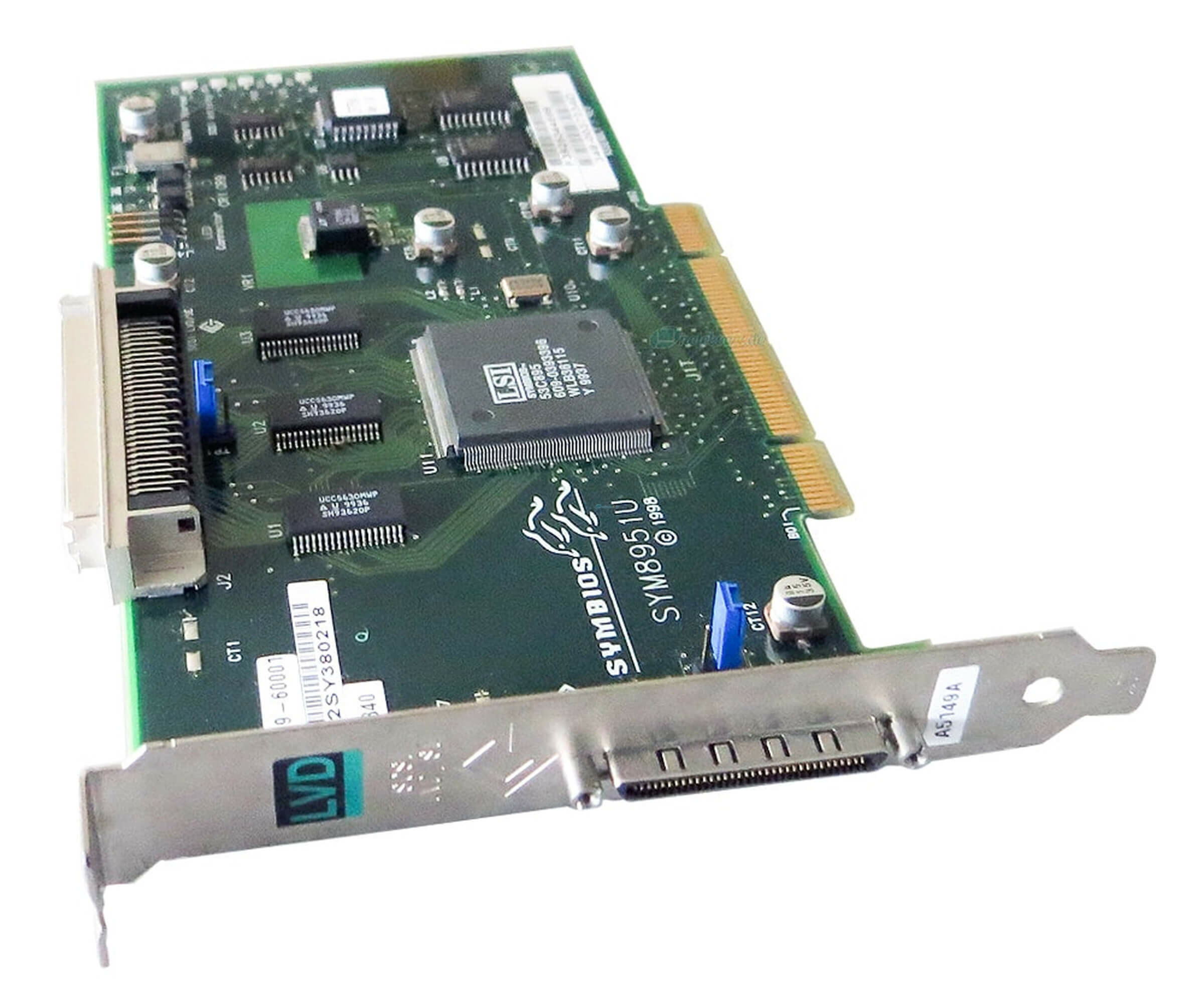 HP A5149A - PCI LVD/SE SCSI Adapter - für HP 9000 N4000 N-Class-Server