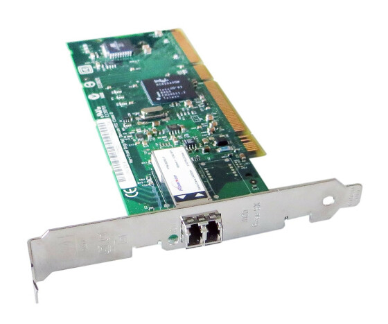 HP NC310F - PCI-X Gigabit Server Adapter - 368169-B21