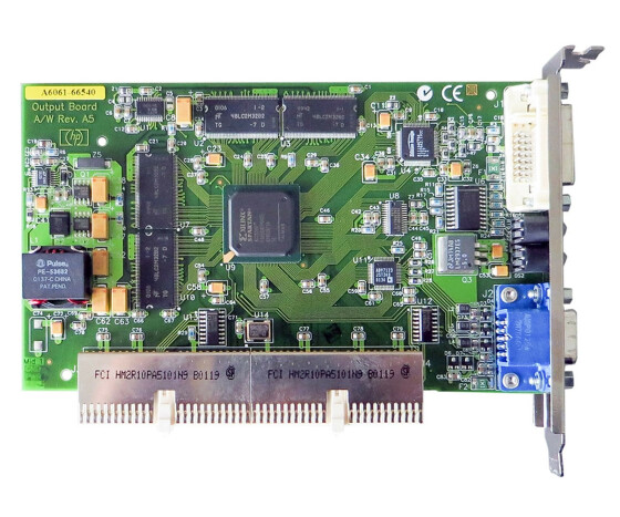 HP A6061-66540 - Digital Compositor Output Card