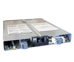 "HPE Integrity BL860c - AD217A - Server - Blade - RAM 0 MB - SAS - hot-swap 2.5 ""- no HDD - GigE"