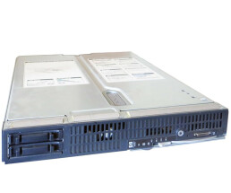 "HPE Integrity BL860c - AD217A - Server - Blade - RAM 0 MB - SAS - Hot-Swap 2.5"" - keine HDD - GigE"