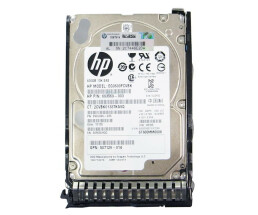 HP 9WG066-035 - Hard Drive - 600 GB - 10000 rpm - 2.5...