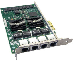 Intel D47316-004 - Intel Pro/1000 PT Quad Port Server...
