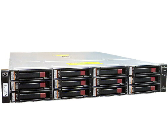 HP StorageWorks M6412A Fibre Channel Drive Enclosure -...