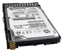 HP Enterprise - Festplatte - 1.2 TB - Hot-Swap - 6.4 cm...