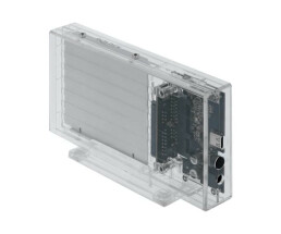 "Delock External Dual Enclosure for 2 x 2.5"" SATA HDD..."