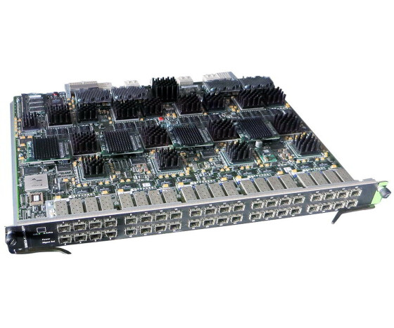 Brocade Foundry Networks BIMG8-1Gx40-SFP - 40-Port...
