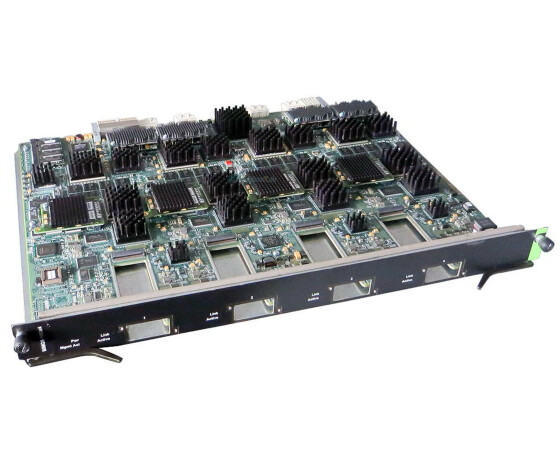 Brocade Foundry Networks BIMG8-10Gx4 - 4-Port 10GbE...