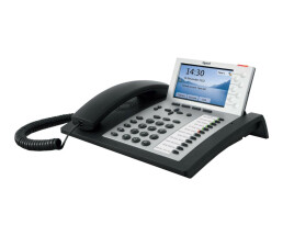 Tiptel 3120 - VoIP phone - three-way call function