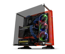 Thermaltake Core P3 TG - Tempered Glass Edition - Tower -...
