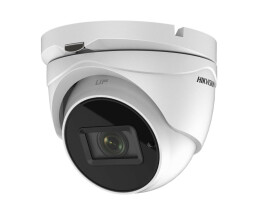 Hikvision 5 MP Turret Camera DS-2CE56H0T-IT3ZF -...