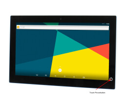 Allnet Touch Display Tablet - 36.6 Cm (14.4 inches) -...