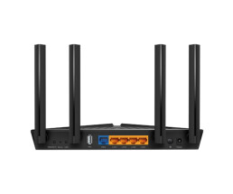 TP-LINK Archer AX20 - Wireless Router - 4-Port-Switch