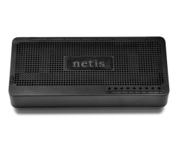 Netis ST3108S - Switch - unmanaged - 8 x 10/100