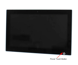 ALLNET Touch Display Tablet - 25,6 cm (10.1 Zoll) - 1200...