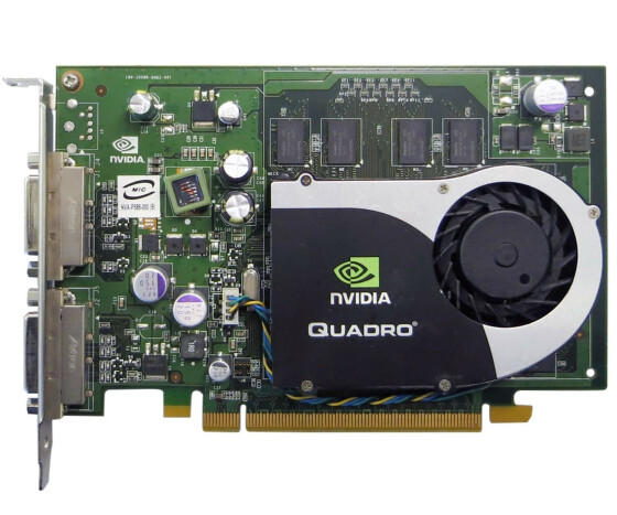 PNY NVIDIA Quadro FX 570 - Grafikadapter - PCIE - 256 MB GDDR3 - Refurbished