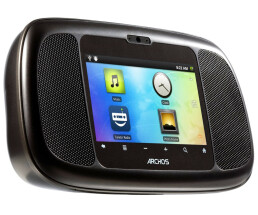 Archos 35 Home Connect - 4 GB Flash - 8.9 cm (3.5) - 480...