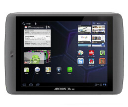 Archos A80 G9 Turbo - Tablet - 8 GB - 8 - 1024 x 768